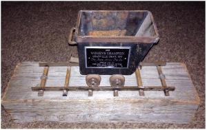 1995 Leadville champion trophy for sale